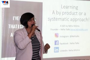 Systematic Learning - A talk by Neha Mishra